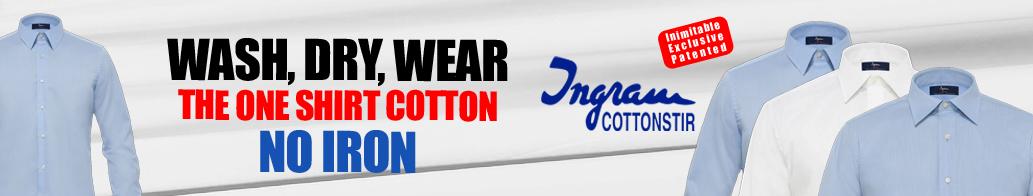 Italian Shirt Ingram Cottonstir