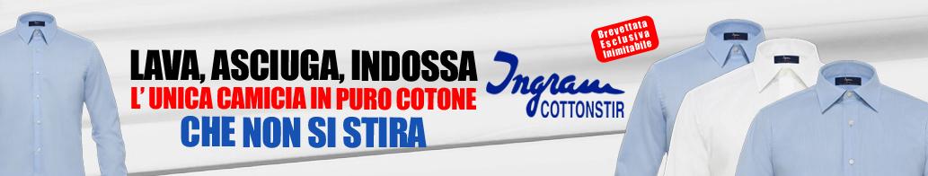 Camicia Ingram Cottonstir
