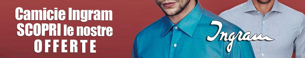 Promozione Camicie uomo Ingram