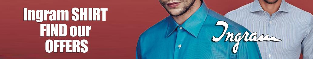 Promotion shirts Ingram