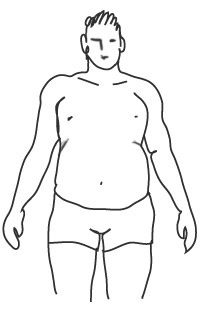 figura robusta