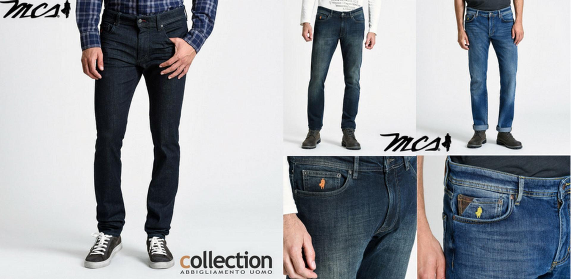 Jeans MCS saldi con spedizione e reso gratuito