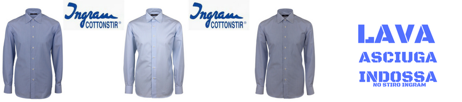 Camicie Ingram No Stiro - Cottonstir