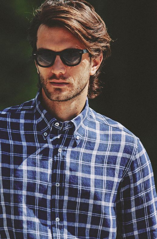 Camicie Aramis Button Down