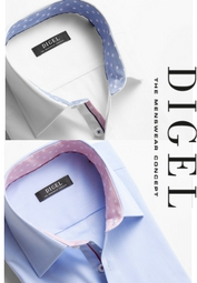 Camicie Digel Modern Fit