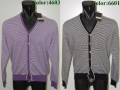 Men slim fit cardigan bramante