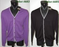 Cardigan uomo bramante slim fit 100% cotone