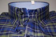 Camicia uomo ingram slim fit a quadri