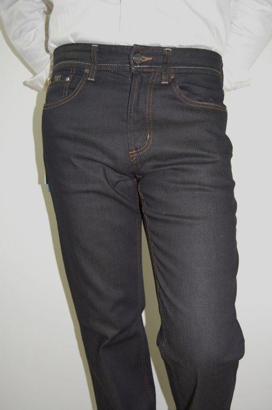 6bcde57cffe Men's Stretch Denim Jeans Black CERRUTI 1881 Shop Online
