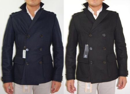 Blouson jacket john barritt slim fit wool