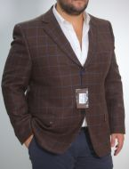 Classical drop 4 short jacket 100% wool