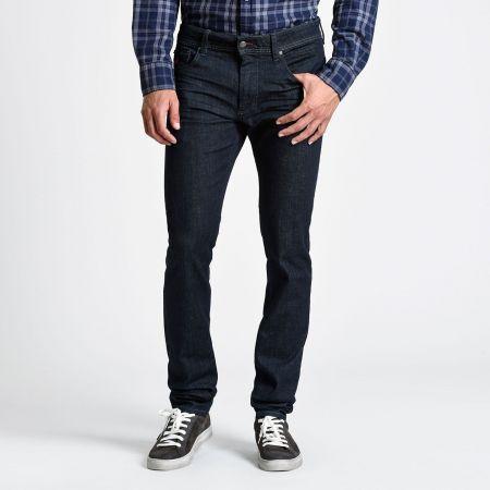 Jeans cinque tasche blu mcs denim elasticizzato