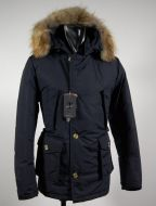 Jacket model Woolrich in real goose feather