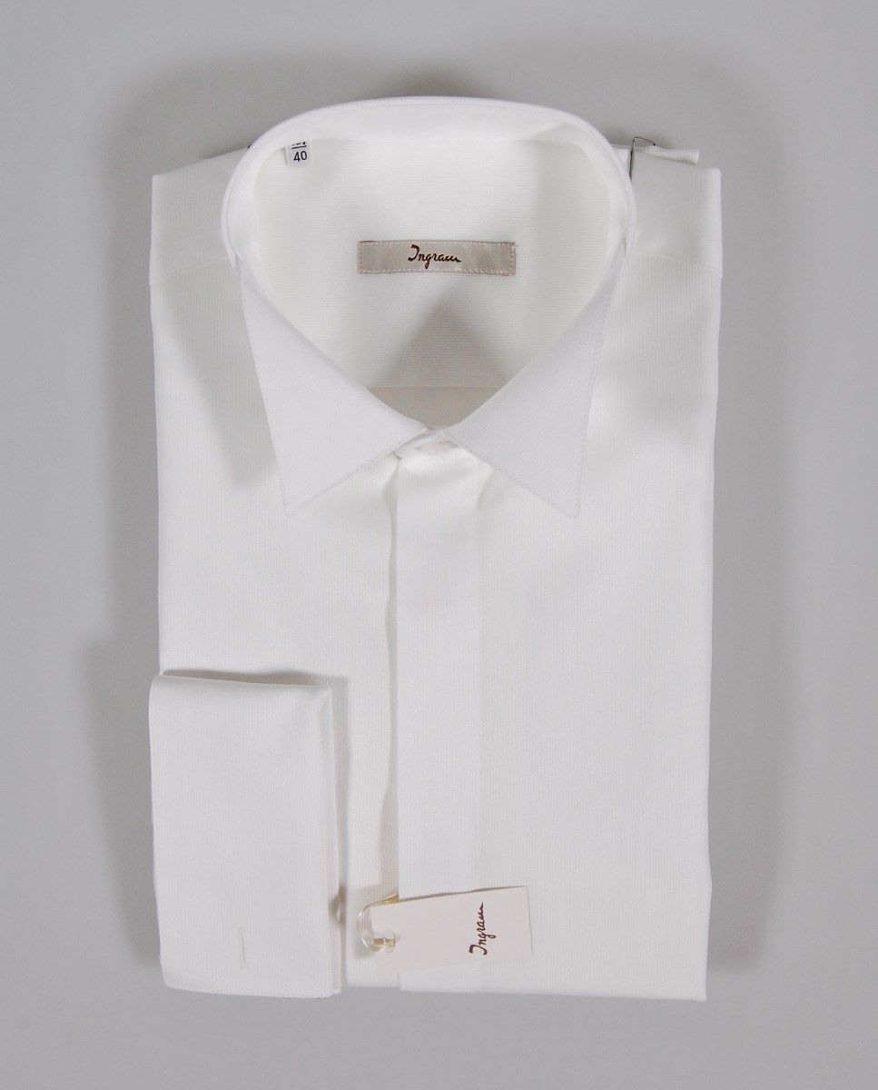 huge sale 5fc48 393fb Camicia elagante cerimonia uomo Ingram collo diplomatico ...