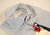 Camicia slim fit pancaldi cotone elasticizzato