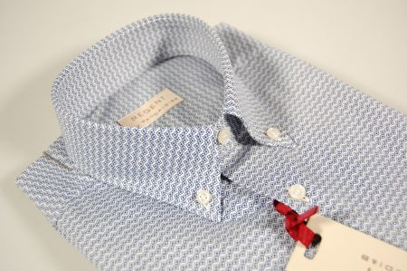 Pancaldi shirt regular fit button down collar