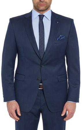 Blue drop four dress wool digel reda 110 s