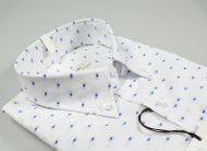 Oxford cotton shirt button down ingram in two colors