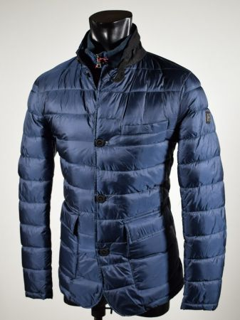 Giacca field jacket talenti con pettorina anti vento staccabile in eco piuma
