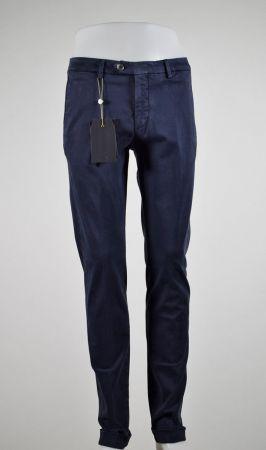 Pantalone bsettecento slim fit cotone stretch in tre colori