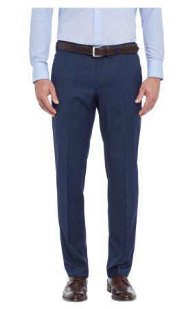 Digel trousers in pure wool reda drop six modern fit in three colors