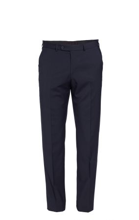 Trousers Digel drop quattro modern fit in pure wool Marzotto 100 's