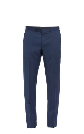 Pantalone digel in pura lana reda drop quattro modern fit in tre colori