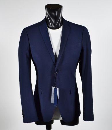 a32fd9f1581ae1 Abito moda uomo John Barritt Blu marine slim fit collezione estate 2018