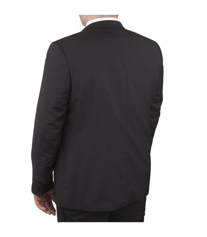 e43da69bb033f7 ... Smoking digel in taglie forti conformate pura lana marzotto super 100's  ...