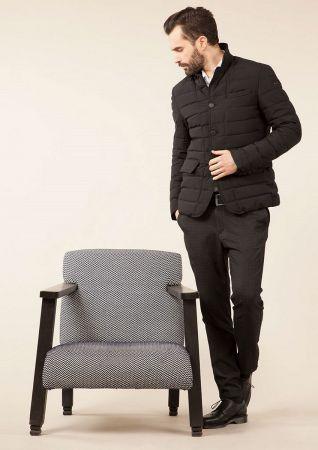 Giacca field jacket talenti in eco piuma slim fit