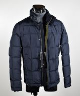Talents vest in Eco Feather regular fit in two colors