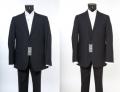 Dress blue or black drop 2 extrashort facis reda super 110 's