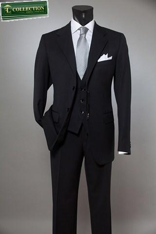 Vestito Matrimonio Uomo Nero : Abito uomo elegante cerimonia facis negozio online