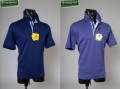 Scottish green coast wire polo shirt made in Italy
