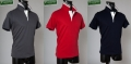 Polo t shirts bramante slim fit three colors