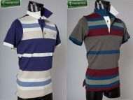Fashion jersey polo t-shirt slim fit bramante