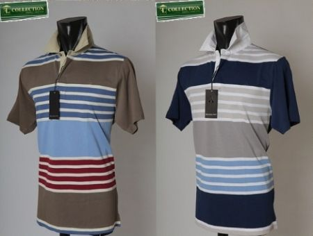 Polo classic fancy cotton bramante