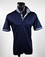 Green coast classic polo in Cotton yarn of scotland regular fit