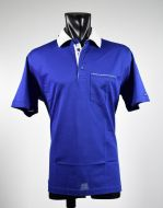 Chic Green Coast Polo shirt with Scotland wire pocket