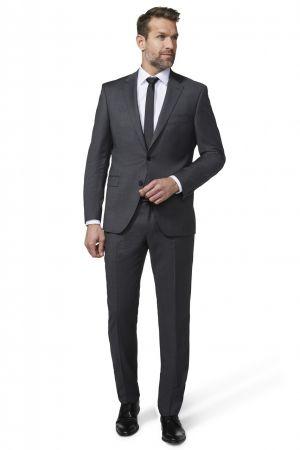 Super wool dress super 120 digel drop six modern fit