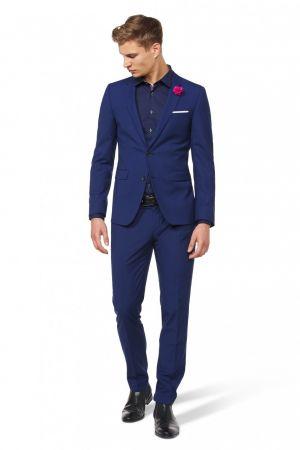 Abito blu marine digel move vestibilità slim fit