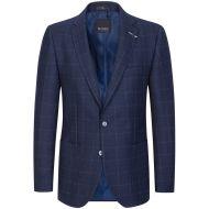 Digel drop blue jacket six modern fit