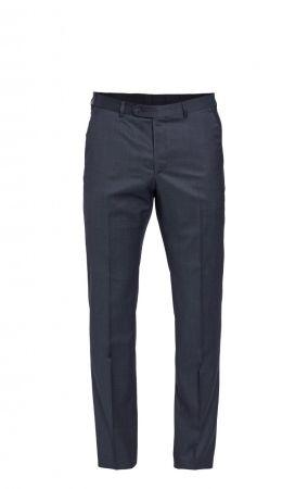 Pantalone digel in pura lana super 120's drop quattro corto corto