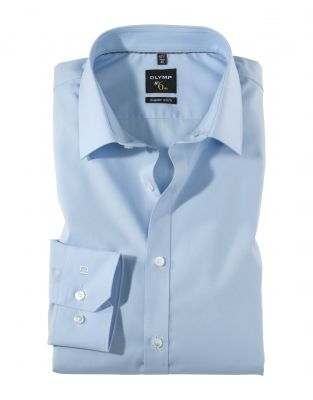 Camicia olymp super slim fit cotone stretch in sette colori