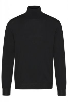 Sweater to Sweet Life cyclist modern fit digel in pure wool combed