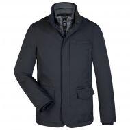 Field jacket raffinato blu milestone modern fit