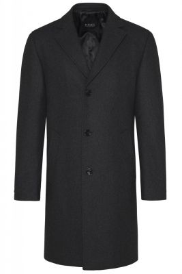 Classic dark grey digel coat