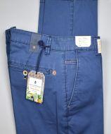 Pantalone blu chiaro regular fit sea barrier in cotone stretch