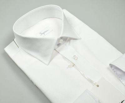 Camicia elegante bianca ingram regular fit