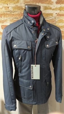 Field jacket giubbino moda Milestone